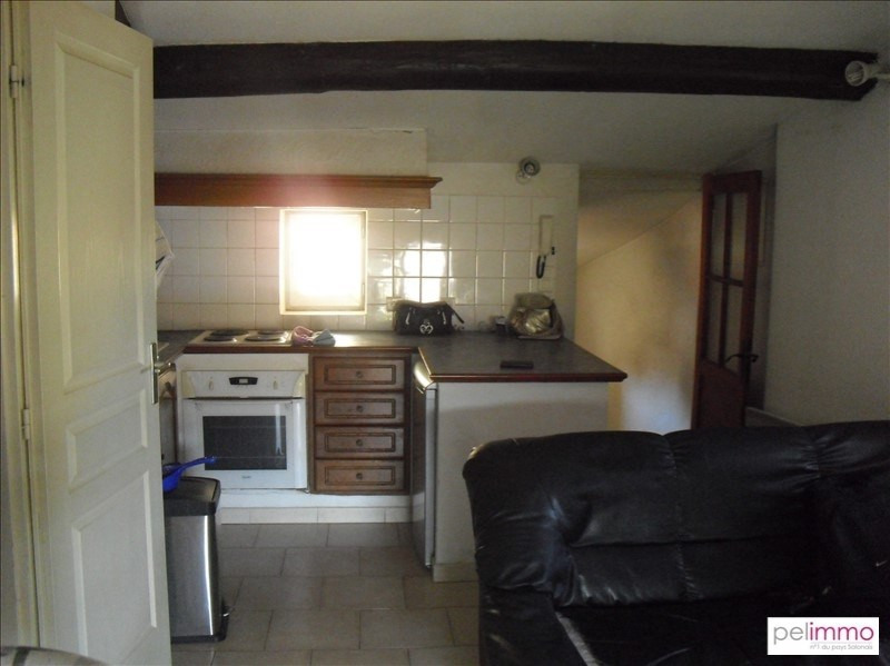 Rental apartment Eyguieres 469€ CC - Picture 1