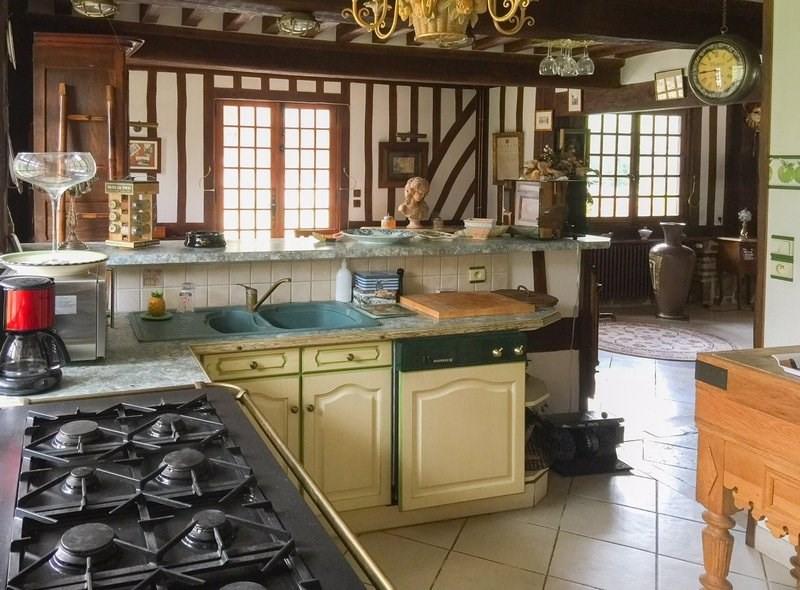 Vente maison / villa Bieville beuville 493500€ - Photo 4