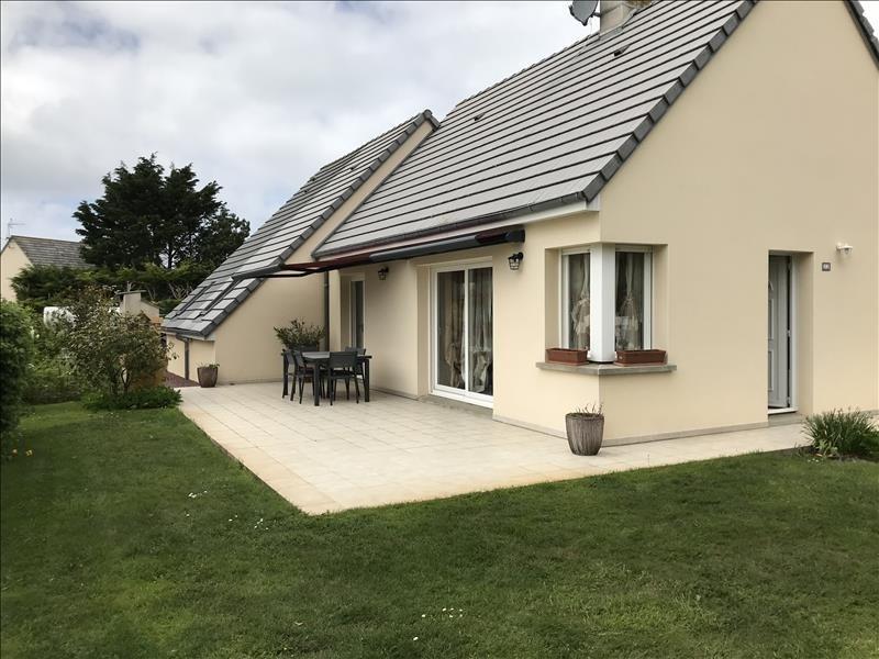 Sale house / villa St germain sur ay 248800€ - Picture 1