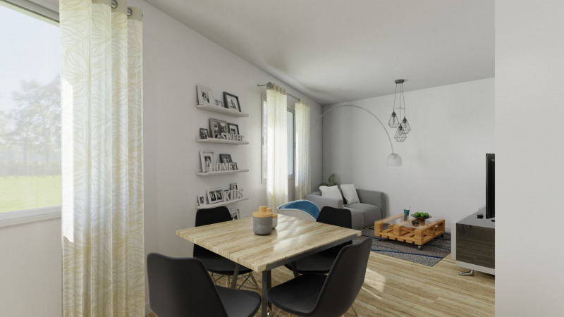 Sale apartment Linas 135900€ - Picture 1