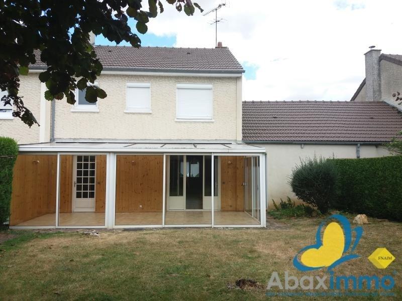 Sale house / villa St pierre sur dives 135500€ - Picture 1