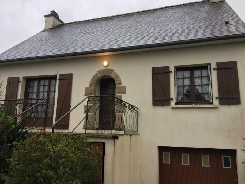Sale house / villa Saint nicolas du pelem 80000€ - Picture 1