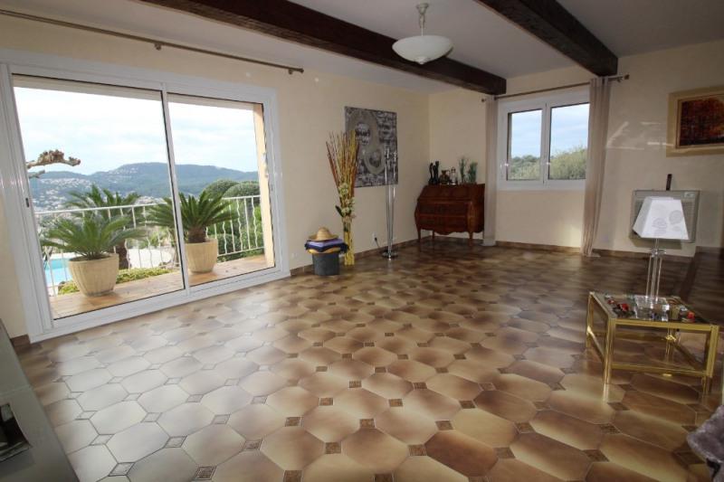 Venta de prestigio  casa Hyeres 743600€ - Fotografía 6