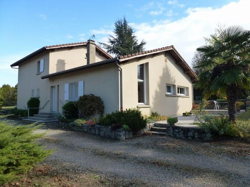 Sale house / villa St martin d aout 242000€ - Picture 2