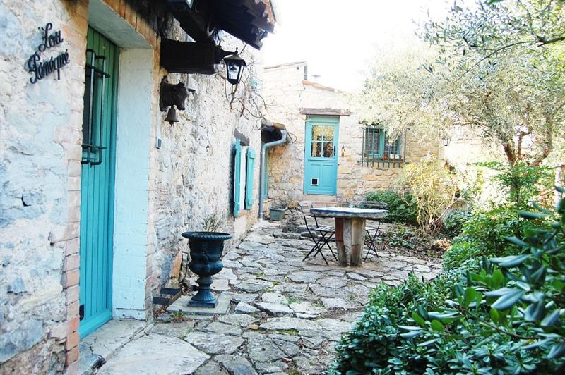 Deluxe sale house / villa Fayence 780 000€ - Picture 15