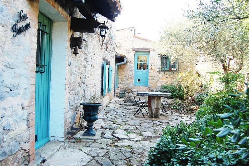 Immobile residenziali di prestigio casa Fayence 680000€ - Fotografia 15