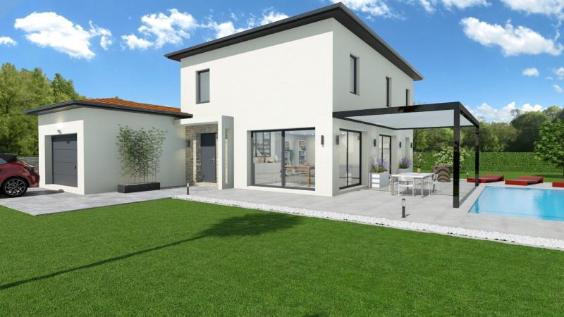 Deluxe sale house / villa Craponne 605000€ - Picture 2