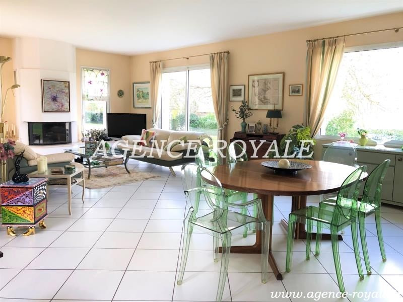 Deluxe sale house / villa Chambourcy 1 195 000€ - Picture 2