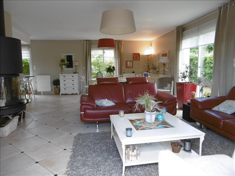 Sale house / villa Franqueville st pierre 450000€ - Picture 3