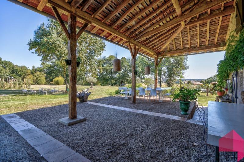 Venta de prestigio  casa Montrabe 966000€ - Fotografía 3