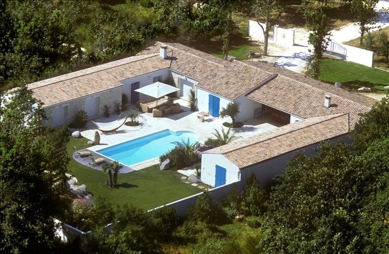 Vente de prestige maison / villa Dolus d'oleron 990000€ - Photo 1