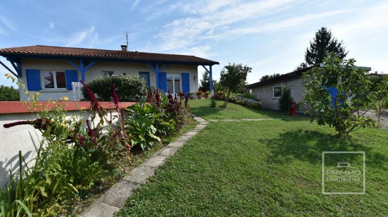 Vente maison / villa Amberieux 440000€ - Photo 4