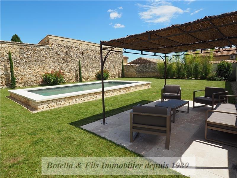 Verkoop van prestige  huis Uzes 399000€ - Foto 4