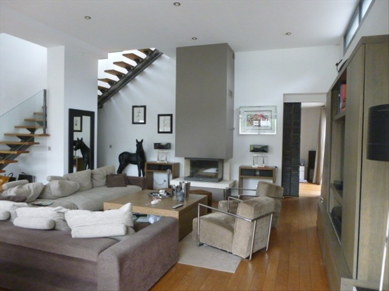 Vente de prestige maison / villa Lyon 4ème 1550000€ - Photo 2