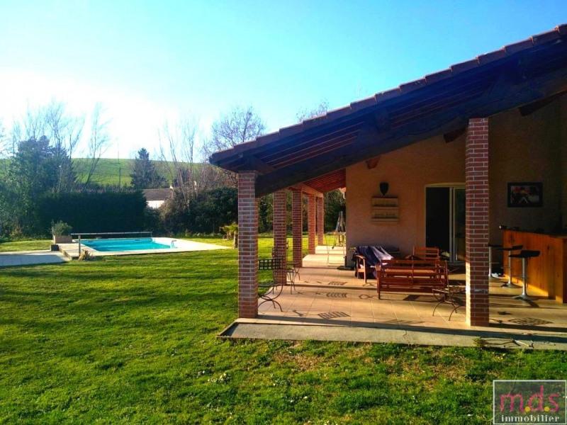 Vente maison / villa Verfeil 425000€ - Photo 1