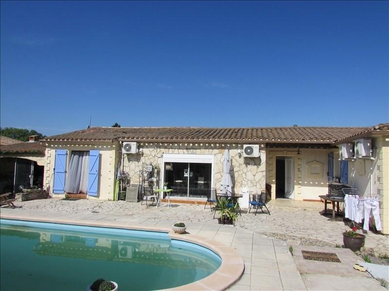 Sale house / villa Villeneuve les beziers 345000€ - Picture 1