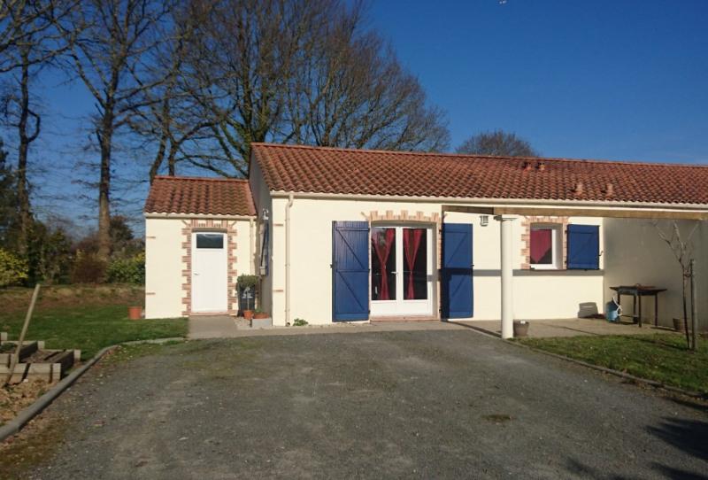 Vente maison / villa Saint christophe du ligneron 139750€ - Photo 1