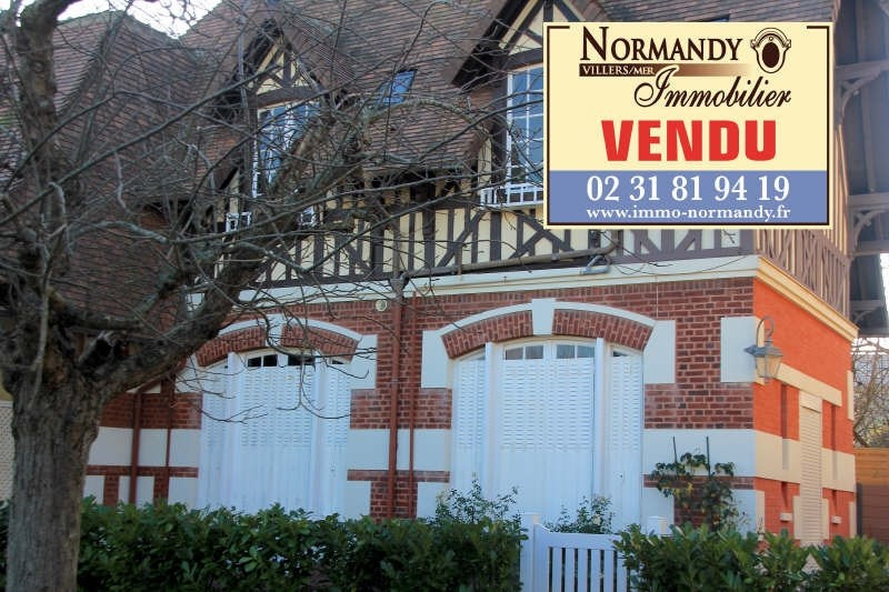Sale apartment Villers sur mer 217300€ - Picture 1
