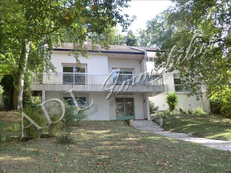 Deluxe sale house / villa Coye la foret 650000€ - Picture 1