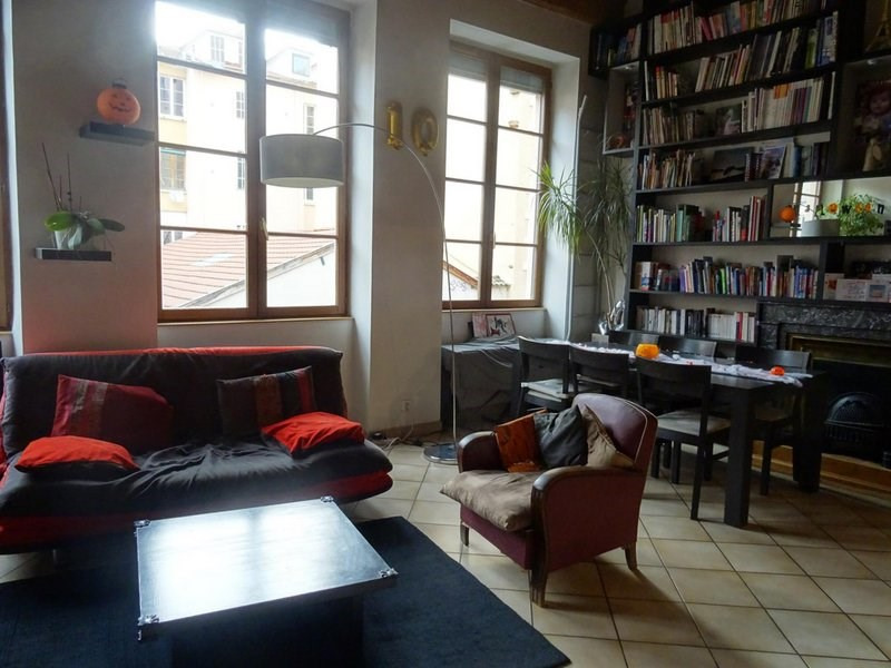 Sale apartment Lyon 4ème 439 000€ - Picture 1