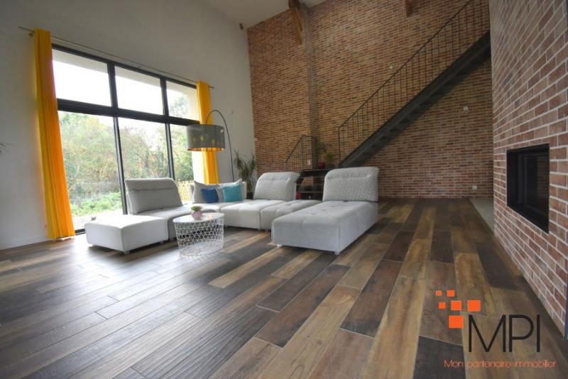 Vente maison / villa Le rheu 532950€ - Photo 2