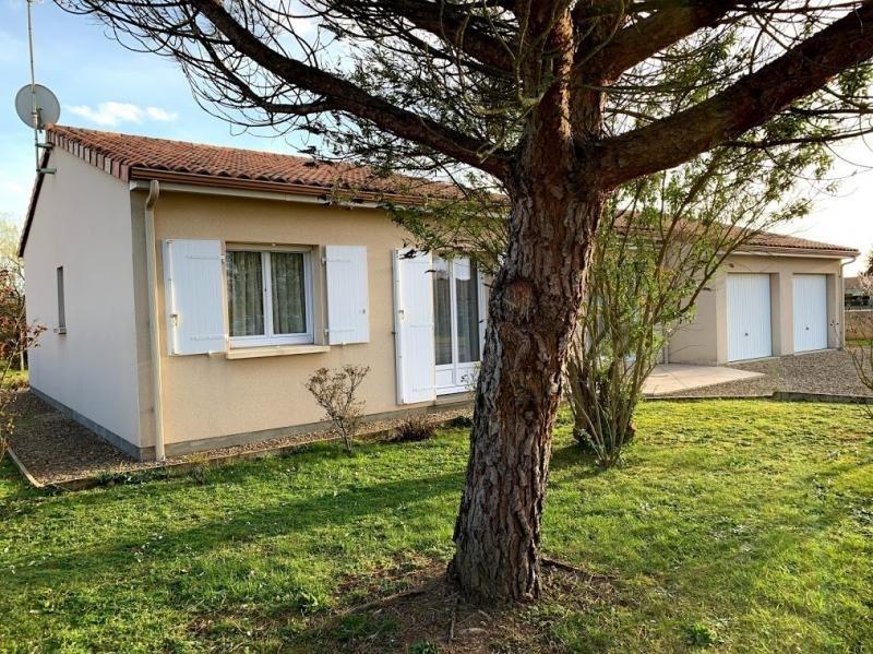 Vente maison / villa Nieuil l espoir 187250€ - Photo 2