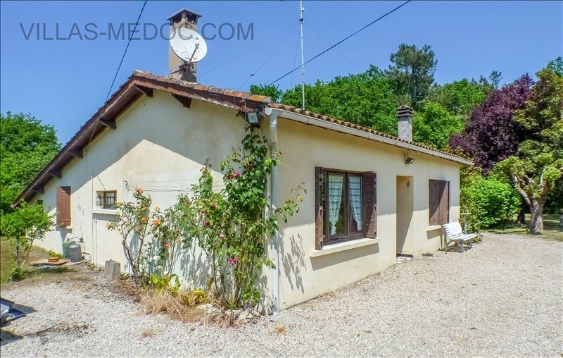 Vente maison / villa Vensac 170 000€ - Photo 3