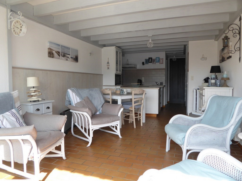 Vacation rental apartment Biscarrosse 300€ - Picture 1