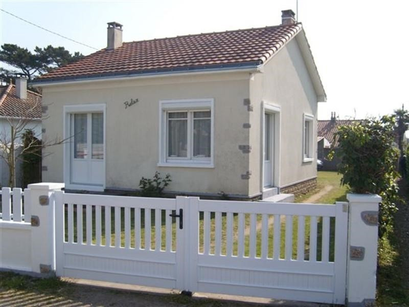 Location vacances maison / villa La plaine sur mer 498€ - Photo 1