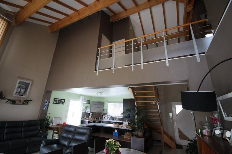 Vente maison / villa La tour du pin 286000€ - Photo 9