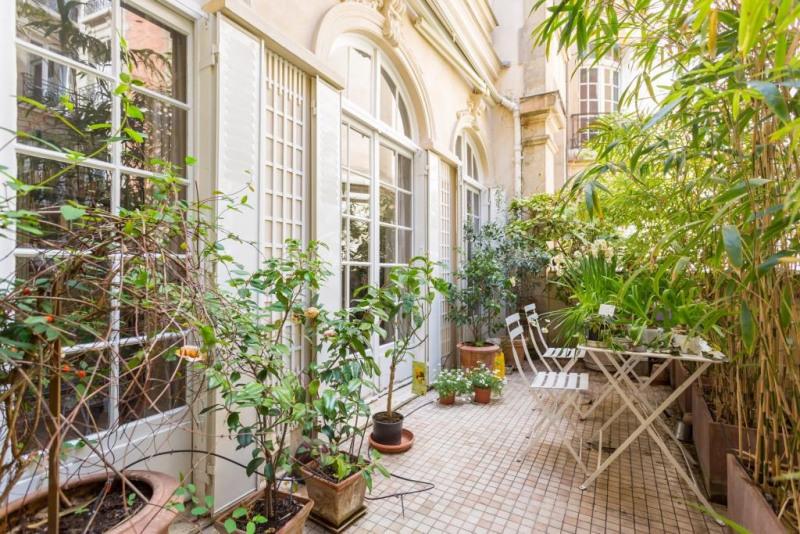 Vente de prestige appartement Paris 17ème 3880000€ - Photo 2