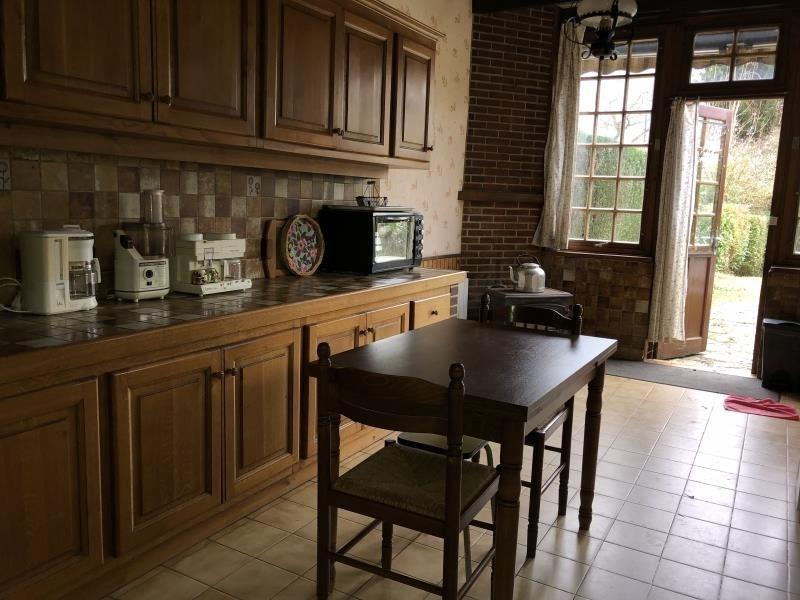 Sale house / villa Villiers st benoit 107500€ - Picture 4