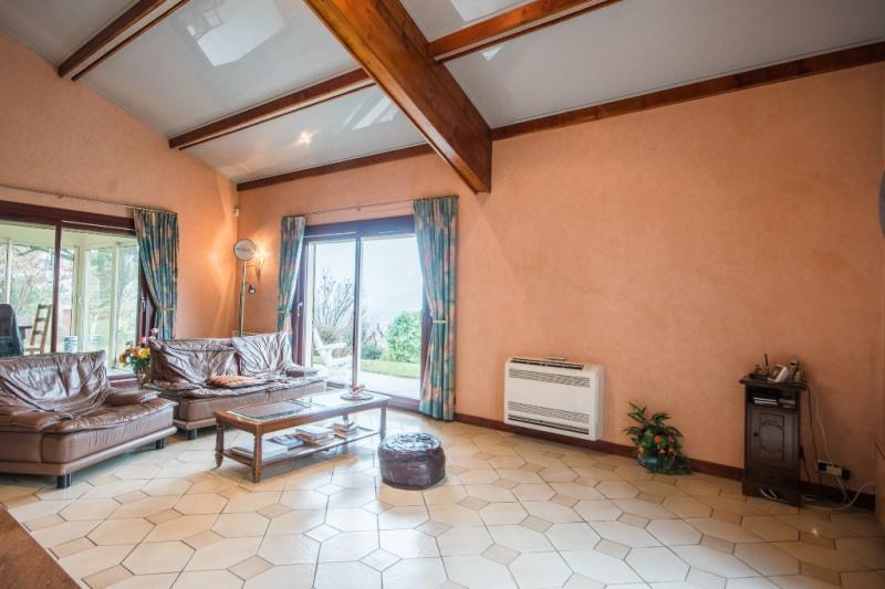 Vente maison / villa Saint alban leysse 525000€ - Photo 4