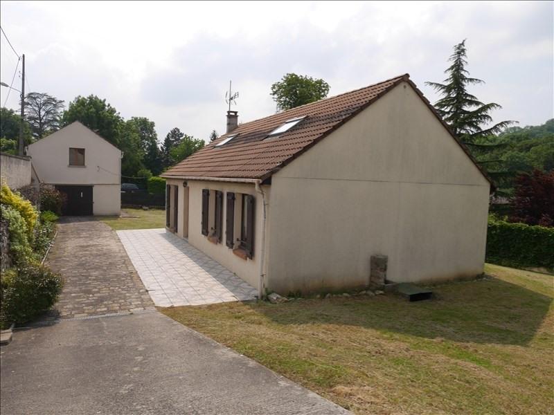 Revenda casa Auffreville brasseuil 270000€ - Fotografia 1