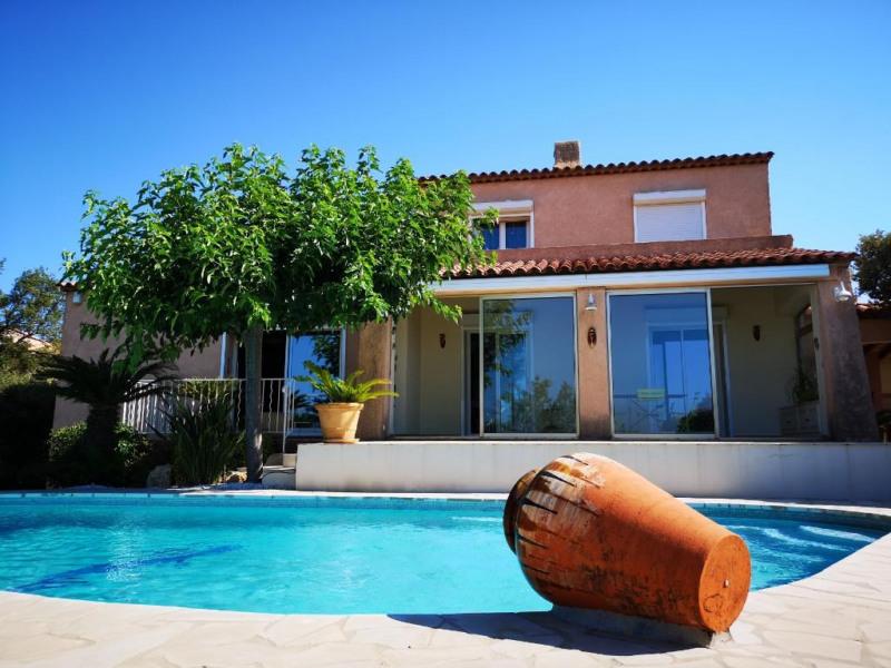 Venta de prestigio  casa Hyeres 698800€ - Fotografía 1