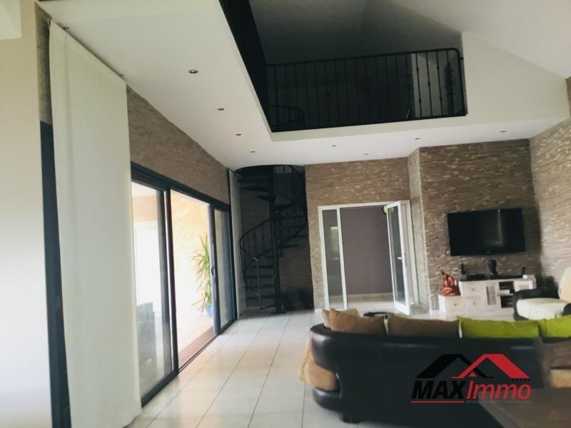 Vente maison / villa St benoit 515000€ - Photo 4