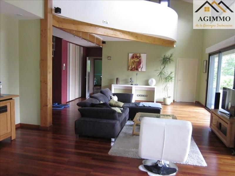 Vente maison / villa Mauvezin 430000€ - Photo 4