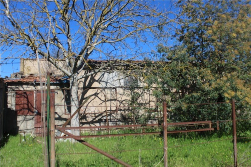 Vente maison / villa Beziers 62000€ - Photo 1