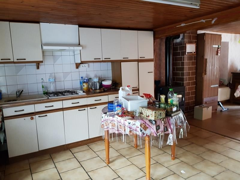Vente maison / villa Lougres 80000€ - Photo 2
