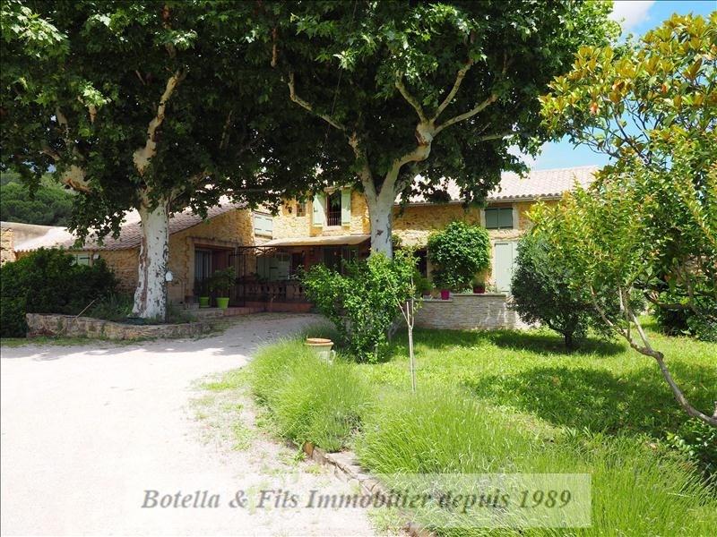 Immobile residenziali di prestigio casa Gaujac 499000€ - Fotografia 1