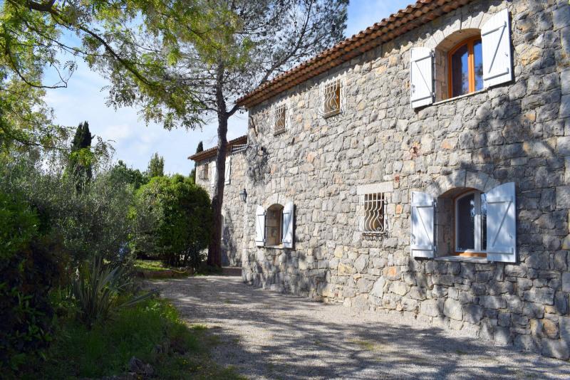 Revenda residencial de prestígio casa Fayence 680000€ - Fotografia 11