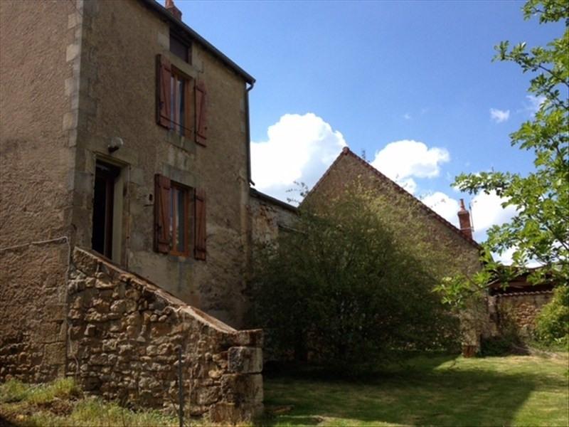 Sale house / villa St aubin le monial 120750€ - Picture 1