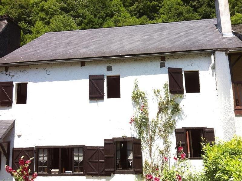 Sale house / villa Bedous 137000€ - Picture 1