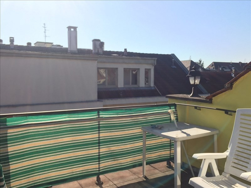 Sale apartment Strasbourg 259 000€ - Picture 1