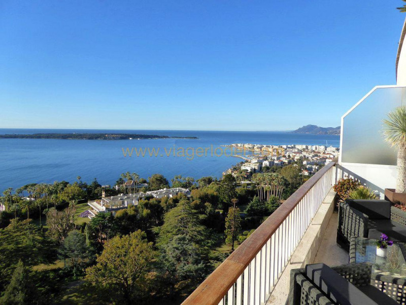 Life annuity apartment Cannes 1 291 000€ - Picture 1