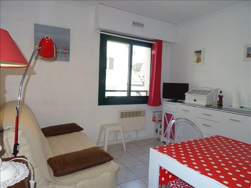 Investment property apartment Le pouliguen 55000€ - Picture 1