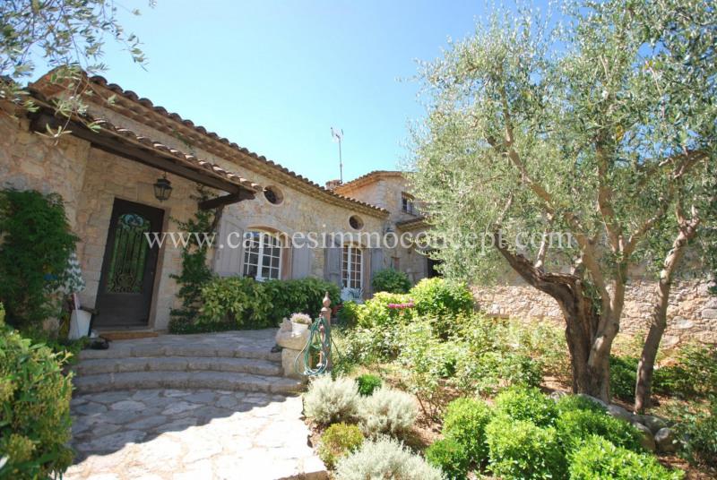 Deluxe sale house / villa Grasse 1590000€ - Picture 8