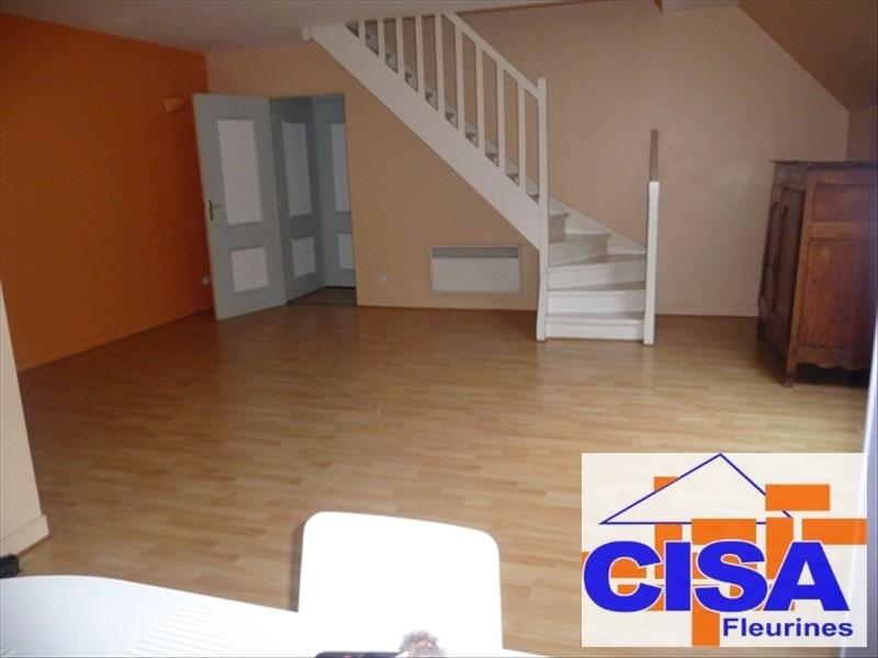 Location appartement Fleurines 1000€ CC - Photo 1