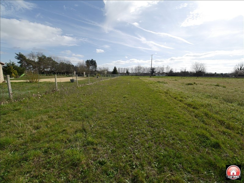 Vente terrain St pierre d'eyraud 55 000€ - Photo 2