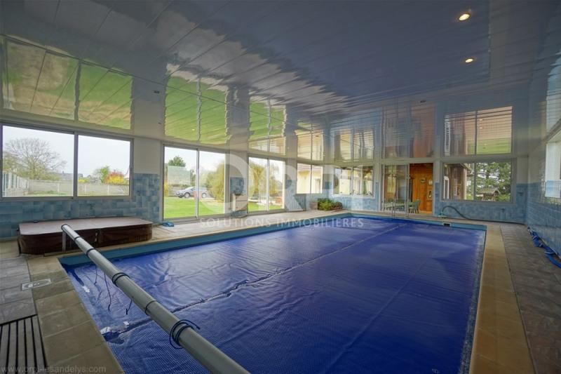 Sale house / villa Saint-clair-sur-epte 369000€ - Picture 11